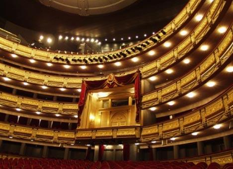 El Teatro Real