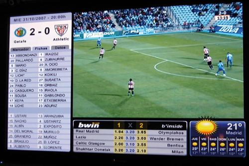 TV interactiva