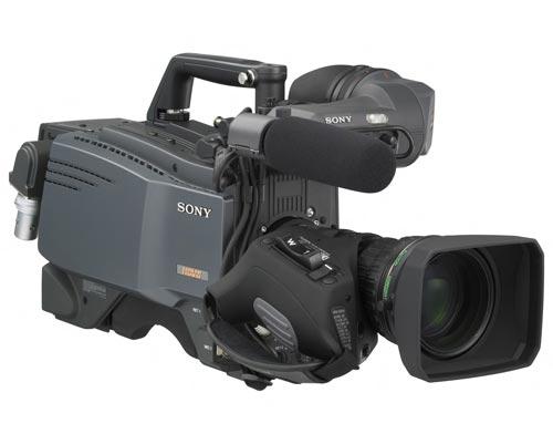 XDCAM HD422