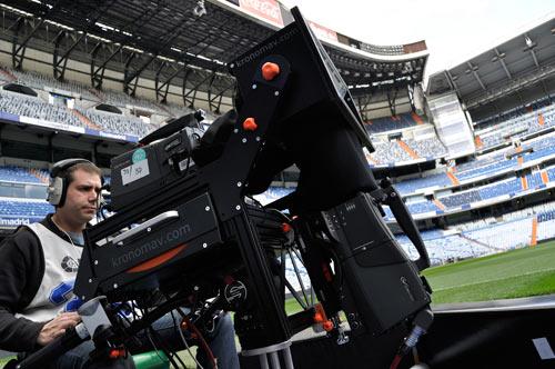 futbol en 3d