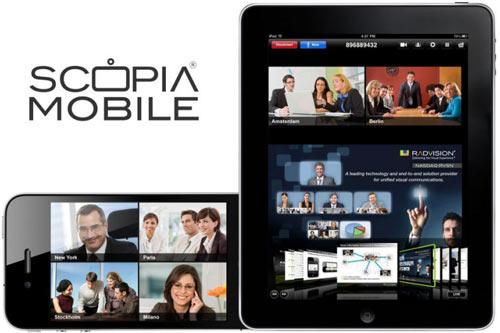 Scopia Mobile V3