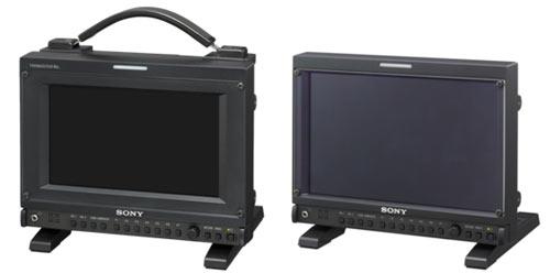 OLED PVM-741 y LCD LMD-941W