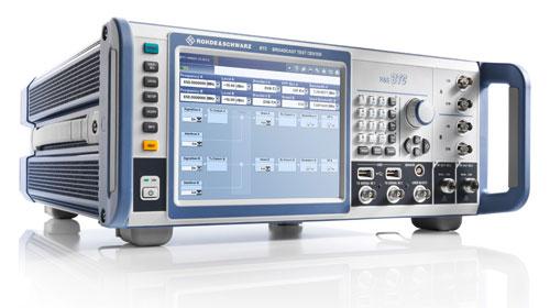generador de señales R&S BTC