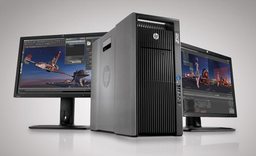 Workstations de la serie Z
