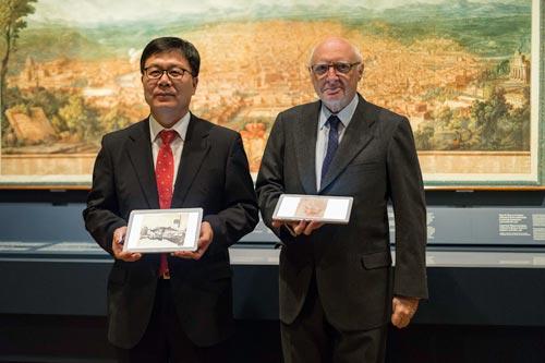 El Museo del Prado y Samsung