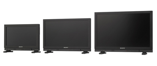 Paneles LCD Sony