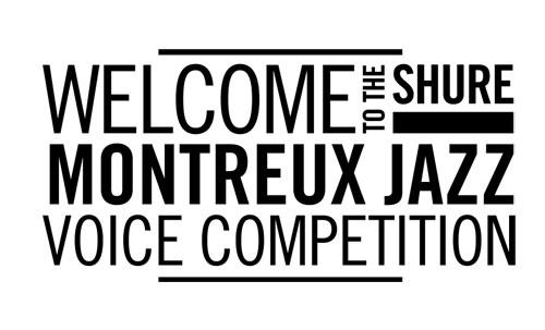 Shure Montreux Jazz Voice Competition