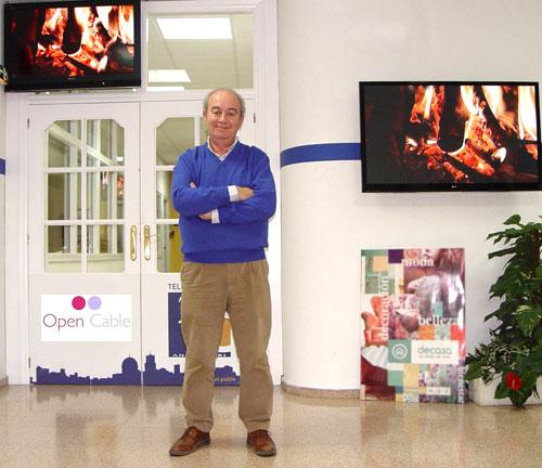 Antonio Ramón Guilabert, Director General de Open Cable