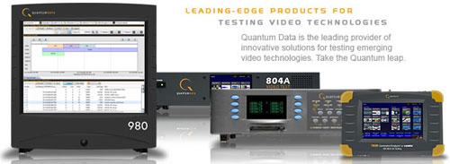 Quantum Data 804B