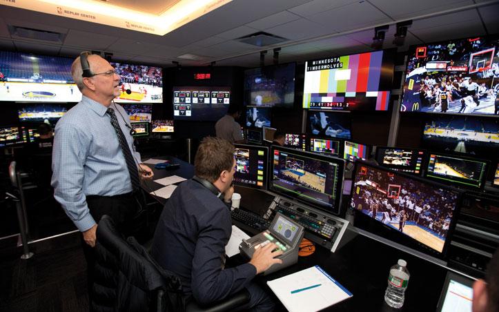NBA Replay Centre