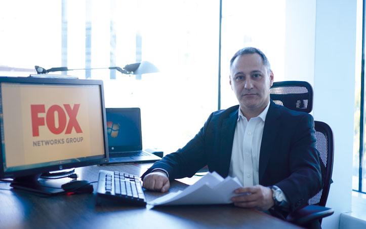 Antonio Tablero, Director de Operaciones