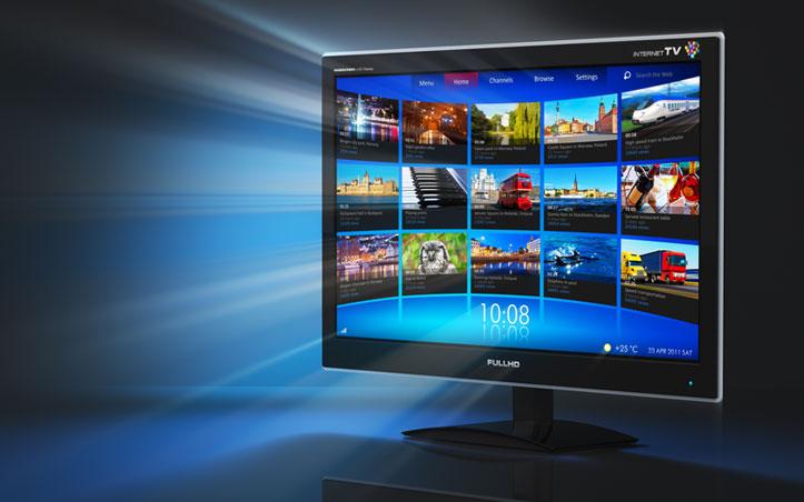 Industria audiovisual y televisión híbrida