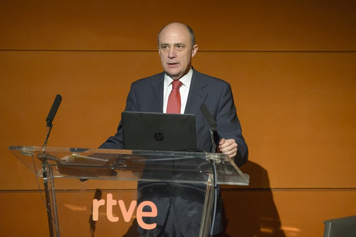 Enrique Alejo, director general corporativo de RTVE