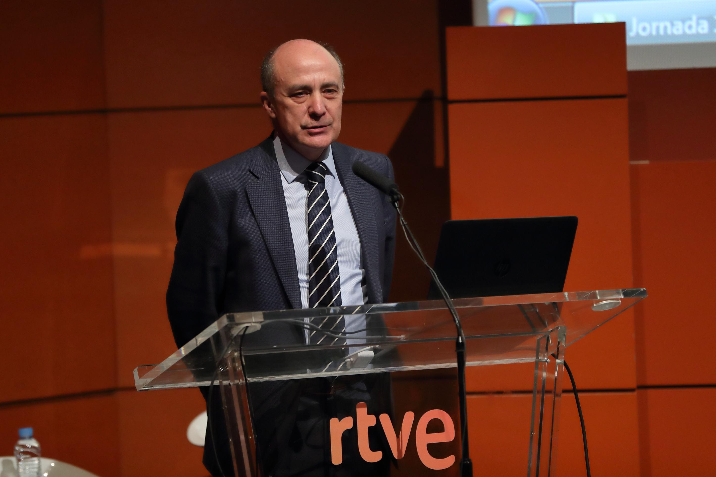 Enrique Alejo, RTVE,