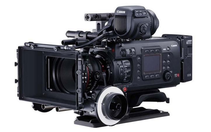 Canon EOS C700 FF