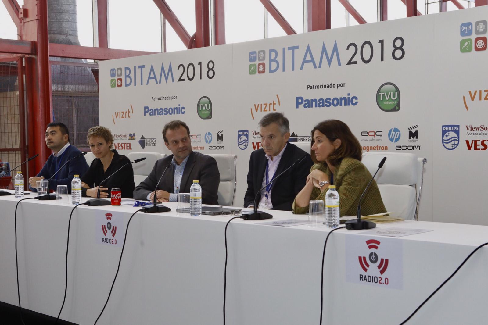 LED & GO, RUYBESA, NEO y TRISON, representadas a través de sus directivos.