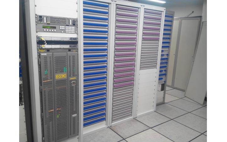 Evertz, Telefonica, Eurocom Broadcast