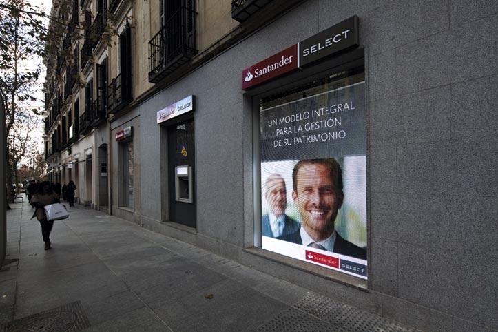 Proyecto para el Banco Santander