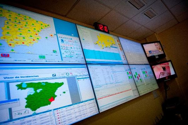 Ejemplo del sistema que Axión ha proporcionado a Radio Nacional de España