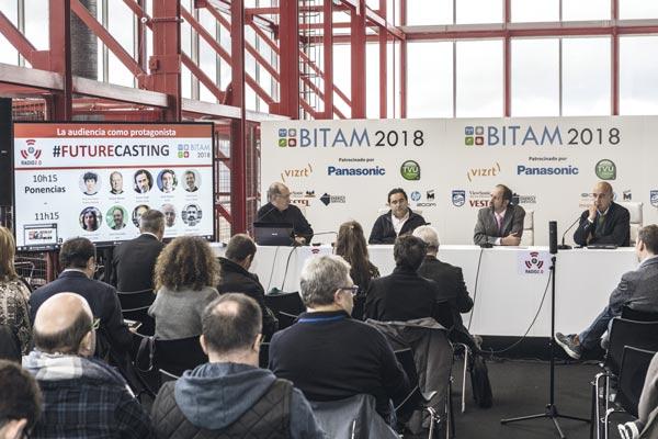 El BITAM 2018 acogió un desayuno sobre el futuro de la radio