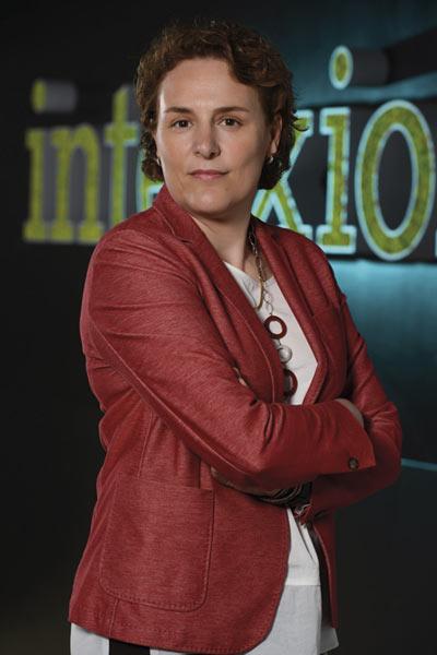Marketing Manager de Interxion en España - Raquel Figueruelo