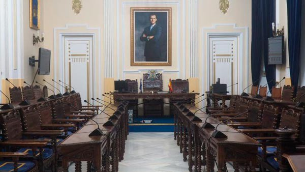 La instalación del sistema de debate del Ayuntamiento de Melilla ha sido completada por Shure