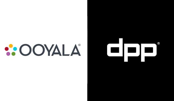 Logotipos de Ooyala y DPP