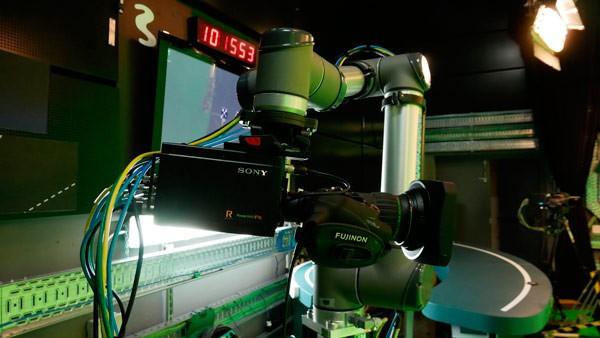 #Vamos de Movistar+ ha elegido equipamiento Fujifilm para su plató de realidad virtual