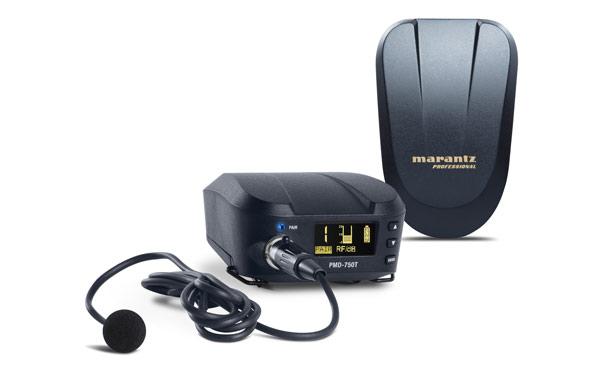 PMD-750 es el último dispositivo de Marantz