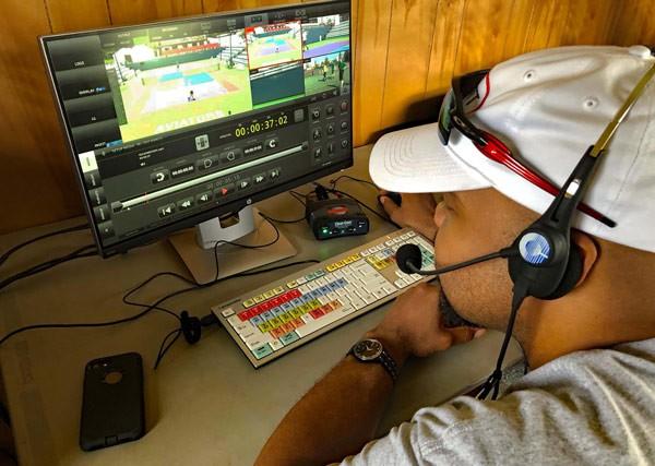 el sistema de producción ProHD Studio4000 de Streamstar empleado en WTT