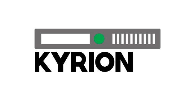 Logo de Kyrion, solución de codificación de ATEME