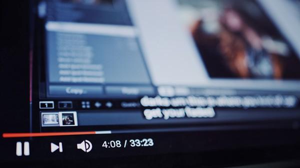 Reproductor de vídeo con el que se presenta la tecnología Edge de Akamai