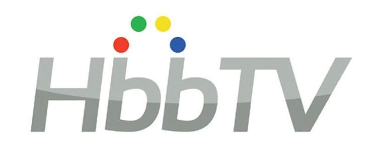 Logo de la HbbTV association