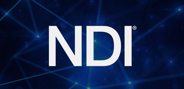 Logo de la tecnología NDI propuesto por NewTek