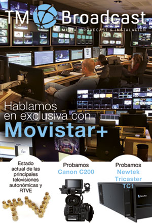 Entrevista exclusiva con Movistar+
