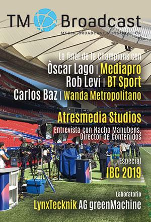 Mediapro y BT Sport en TM Broadcast