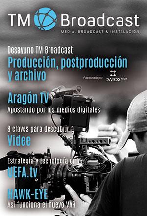 Desayuno de producción en TM Broadcast