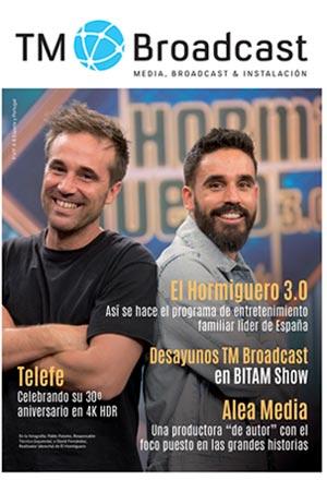 El Hormiguero en TM Broadcast