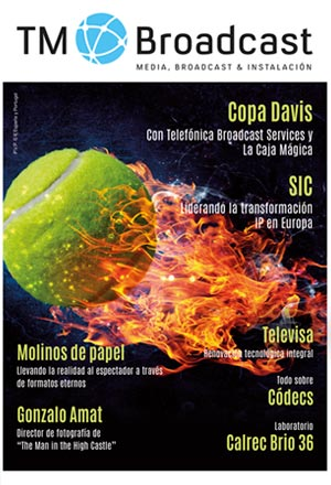 Telefonica Broadcast Services en la nueva Copa Davis