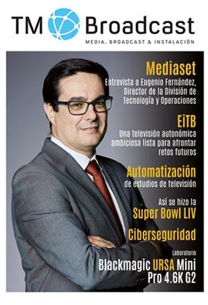 Entrevista en exclusiva con Mediaset