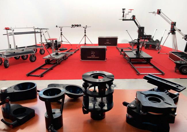 Oferta de productos de Lince Crane distribuidos por Moncada y Lorenzo en España