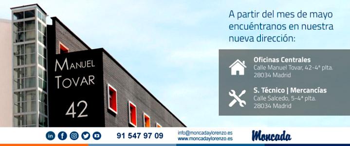 Exterior de la nueva sede de Moncada y Lorenzo