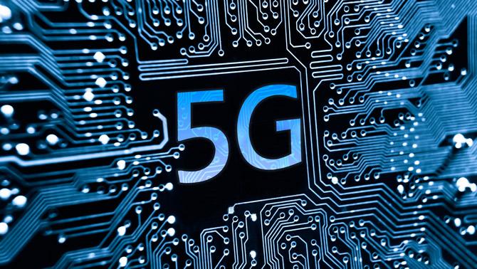 Imagen recurso de una red 5G