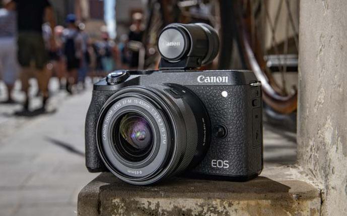Fergus Kennedy firma esta fotografía de la Canon EOS M6 Mark II