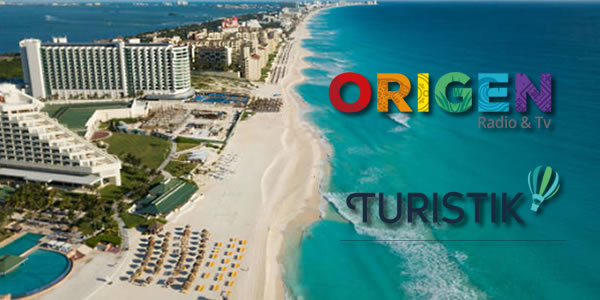 Imagen promocional del canal de televisión Turistik del Grupo Origen