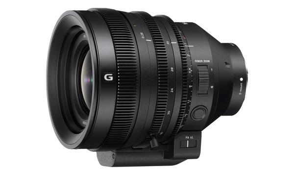 Objetivo 16-35 milímetros de Sony para lentes montura E