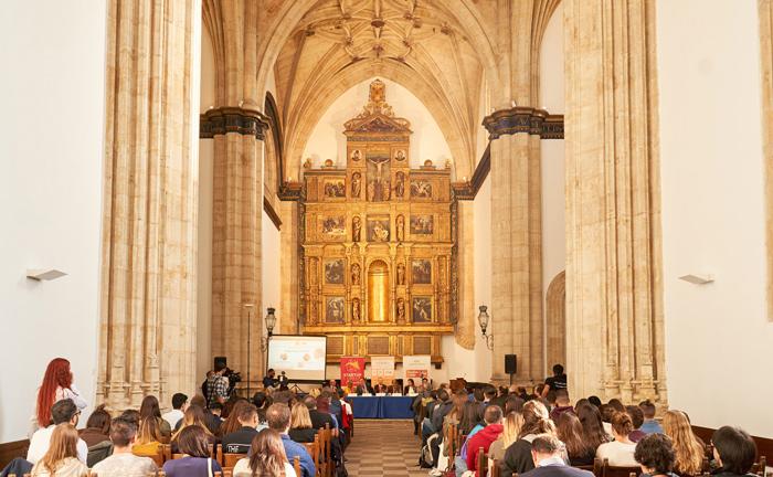 Espacio de la Universidad de Salamanca en la que se ha desarrollado la cátedra RTVE USAL