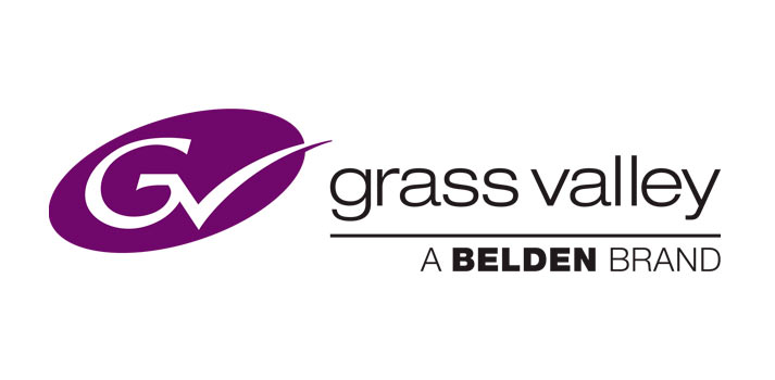 Logo de Grass Valley