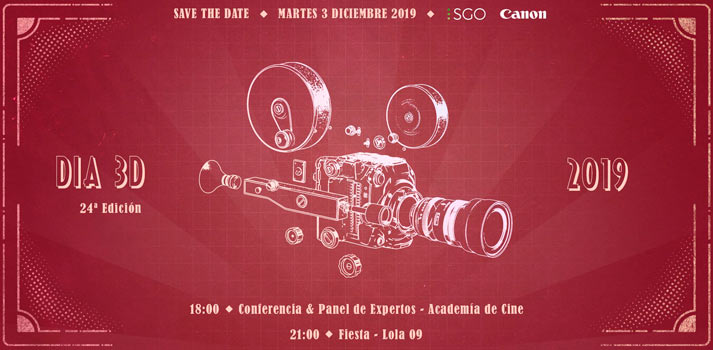 Panel de expertos Canon SGO 3D Day