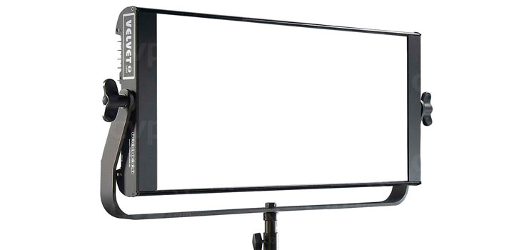 Panel de estudio LED utilizado en ámbitos televisivos